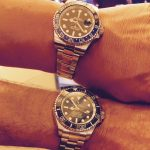 Sell a million and receive a Rolex Watch