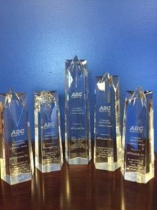ABC Customer Appreciation Award | Platinum