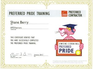 Pride Training